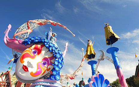 Carnival Fantasy Parade 2
