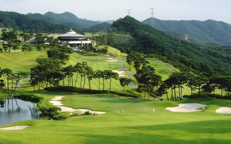 Ansung Benest Golf Club