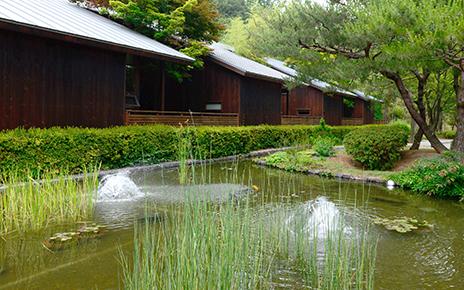 Kyowon Suite Hotel, Development Center Landscaping Management