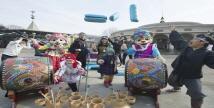 에버랜드, '설날 민속 한마당' 행사 열어
