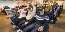 '기어VR + 4D 의자' 가상현실 생생체험 에버랜드, 'VR 어드벤처' 7일 확대 오픈
