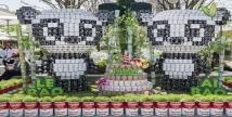 봄꽃과 함께 하는 야외 갤러리 에버랜드, '팝아트 가든' 27일 오픈