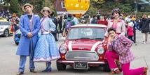 에버랜드, '도라온 로라코스타' 뉴트로 축제 인기